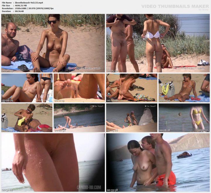 I love the beach -Vol.133