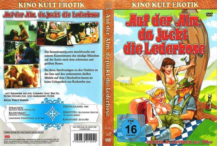 На Альпийских лугах, зудит в кожаных штанах / Auf der Alm da juckt die Lederhose / Blutjunge Biester… zu allem bereit (1984)