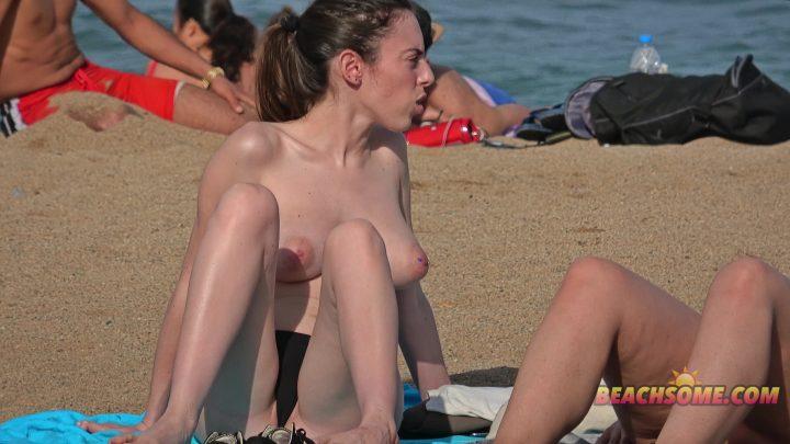 Beach Voyeur 4K Nude 80