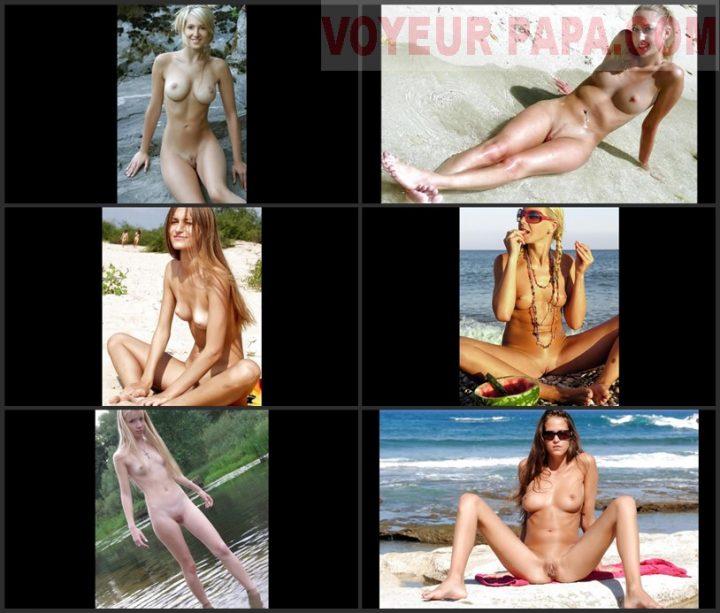 Teen nudists slideshow