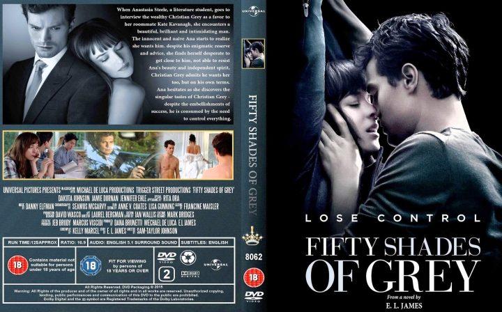 Пятьдесят оттенков серого / Fifty Shades of Grey (2015) [Unrated Cut]