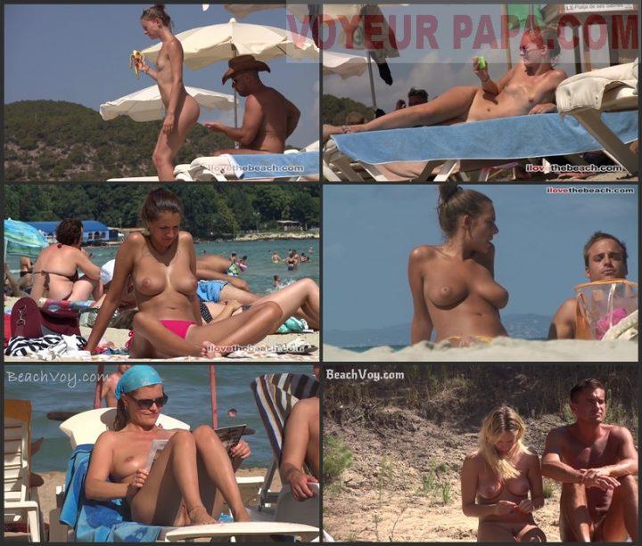 I love the beach -Vol.293