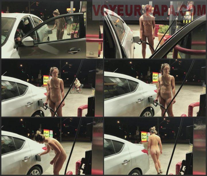 Nude in the Public Ingerid
