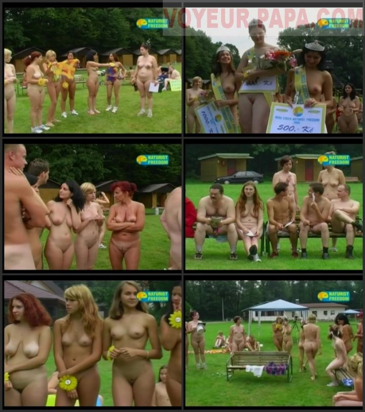 Family Pure Nudism Miss Naturist Freedom