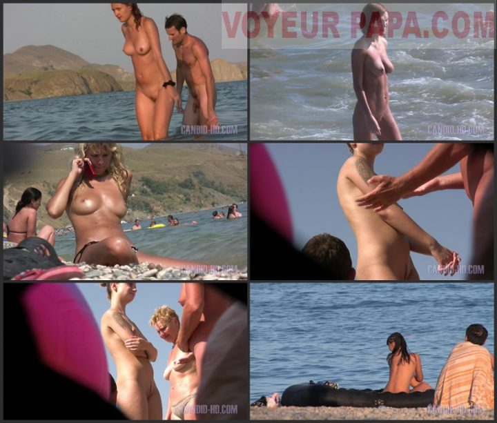 Candid Family Nudism 5