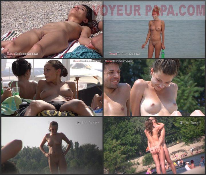 I love the beach -Vol.302