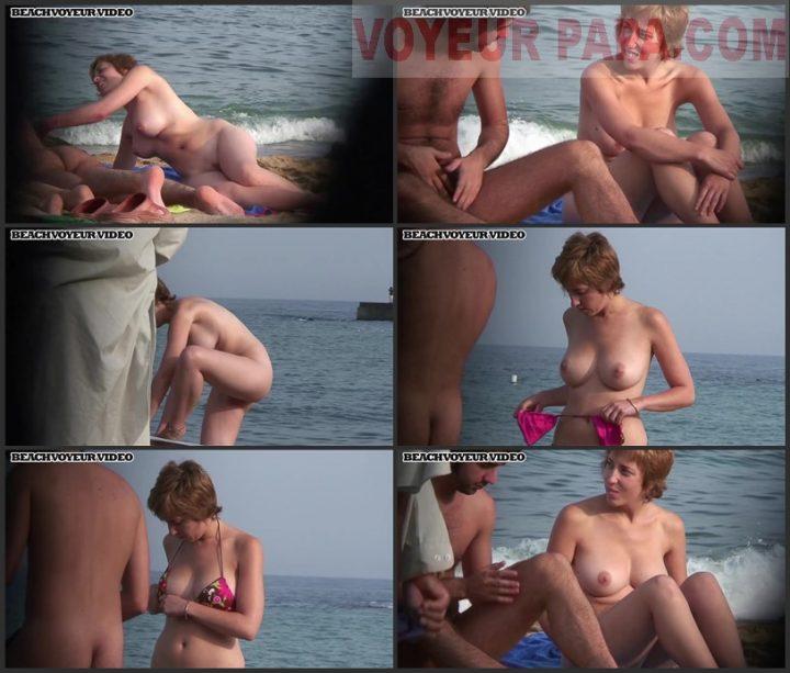 Beach Voyeur HD Nude 780