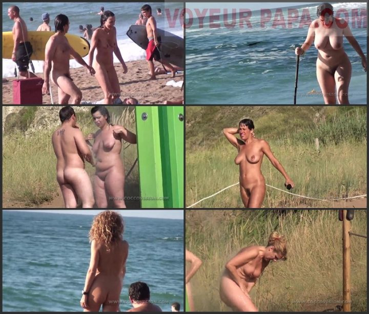 Snoopy Nude Euro Beaches 12