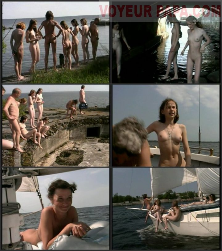 Family Pure Nudism A Day Of Sailing