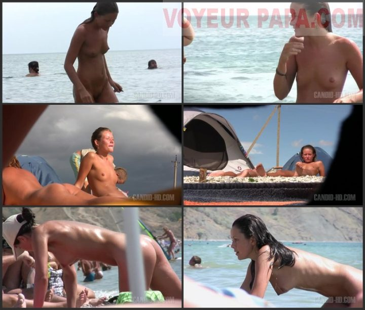 Candid Family Nudism 7