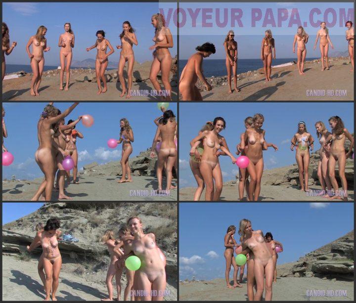 Family Pure Nudism Candid-HD – Sveta's Birthday Celebration.vol.1