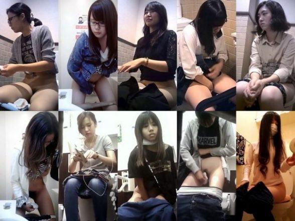 digi-tents_toilet_104 リアル女子トイレ vol.8 最強美女降臨, コンビニでちょっと一息①, 最新トイレ, 黒髪女のトイレ3