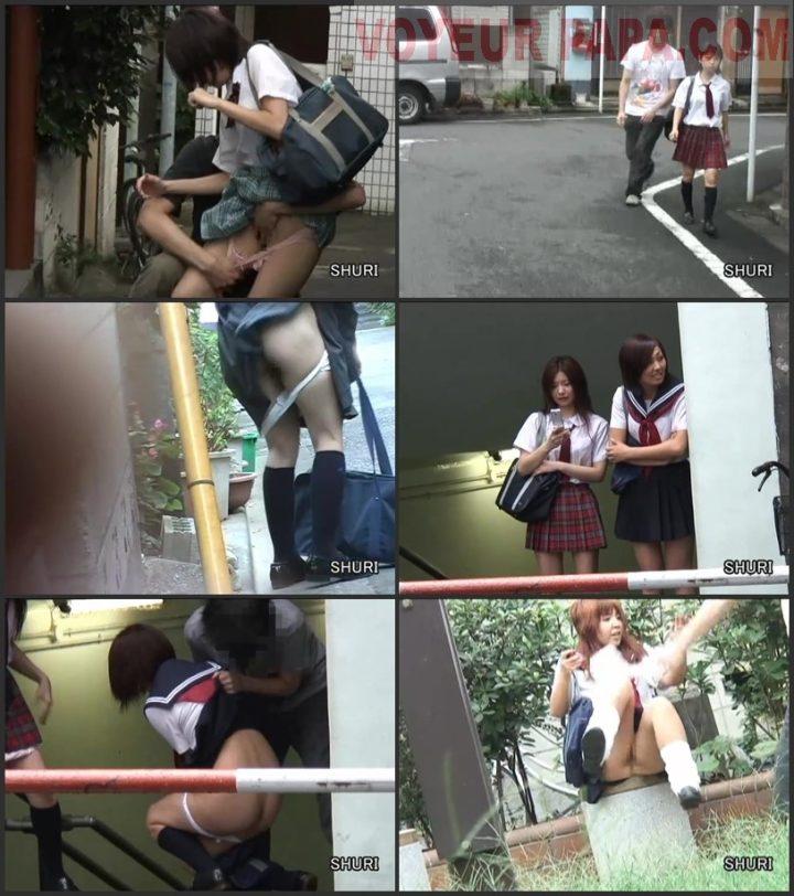 Jade Shuri – S01-22 – Schoolgirls Drop Panties